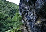 """湖北恩施:绝壁引水的""""深山天渠"""""""