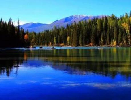 中国十大最美湖泊,每一个都让你流连忘返