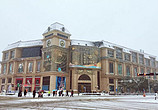 南阳雪景中的标志性建筑物大盘点!美爆了!美呆了!