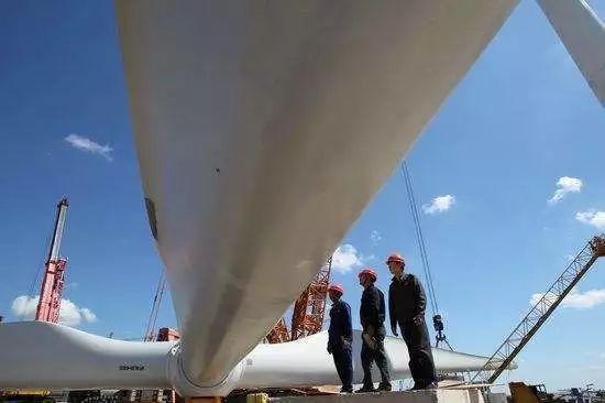 「动态」济南最大平原风电场在商河开工建设!计划在2018年底并网发电