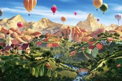 疯狂吃货的梦想,就是打造一个世界!