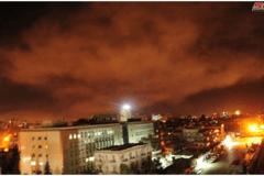 叙国家通讯社:叙防空系统已拦截数枚导弹