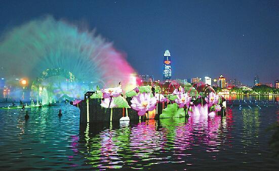 泉城旅游版图 你想了解的基本都在这儿了