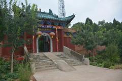 缑氏镇卢村高祖庙